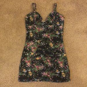 Vintage Insight Dress- Size Small